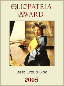 Cliopatria Award: Best Group Blog 2005